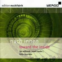 Edition musikFabrik 06 - Nach innen, CD