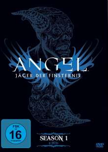 Angel Season 1, 6 DVDs