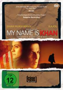 My Name Is Khan, DVD