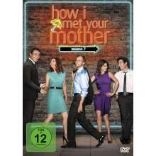 How I Met Your Mother Season 7, 3 DVDs