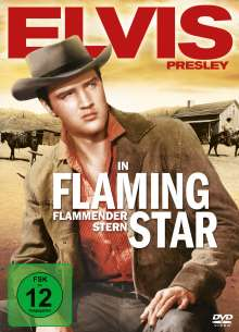 Flaming Star (Flammender Stern), DVD