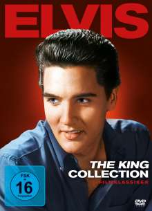 Elvis Presley: The King Collection, 7 DVDs