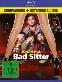 Bad Sitter (Blu-ray), Blu-ray Disc