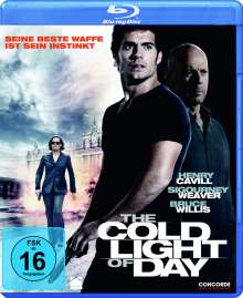 The Cold Light Of Day (Blu-ray), Blu-ray Disc