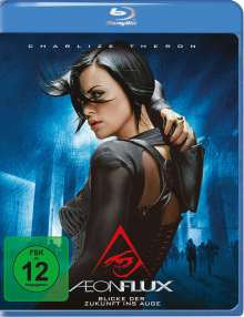 Aeon Flux (2005) (Blu-ray), Blu-ray Disc