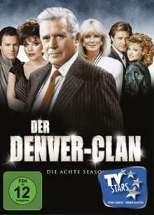 Der Denver-Clan Season 8, 6 DVDs