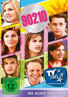 Beverly Hills 90210 Season 8, 7 DVDs