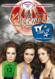 Charmed Season 8 Box 1, 3 DVDs