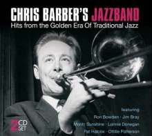 Chris Barber  (geb. 1930): Hits From The Golden Era Of Traditional Jazz, 2 CDs