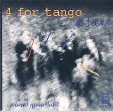 Casal Quartett - 4 for Tango, CD