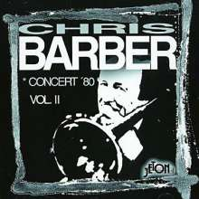 Chris Barber  (geb. 1930): Concert '80 Vol.2, CD