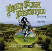 Folklore: Irland - Irish Folk Festival Live 1974 Vol.2, CD