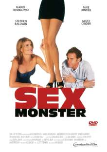 Das Sex-Monster, DVD