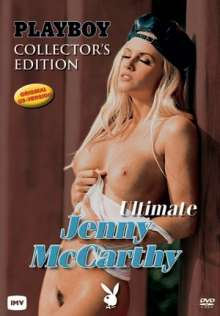 PLAYBOY: Ultimate Jenny McCarthy (US-Origionalversion), DVD