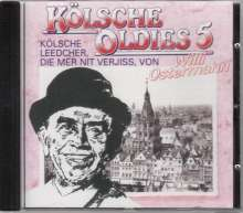Willi Ostermann: Kölsche Oldies 5, CD