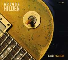 Gregor Hilden: Golden Voice Blues, CD