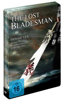 The Lost Bladesman (Limited Edition Steelbook), DVD