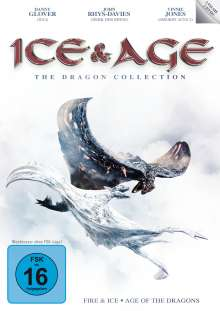 Ice & Age: The Dragon Collection, 2 DVDs