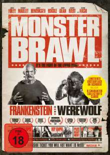 Monster Brawl, DVD