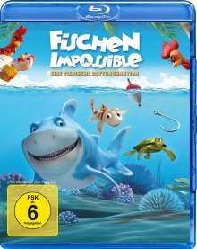 Fischen Impossible (Blu-ray), Blu-ray Disc