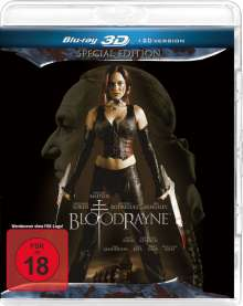Bloodrayne (3D Blu-ray), Blu-ray Disc
