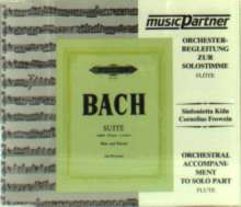 Bach:Orchestersuite Nr.2, CD