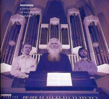 Moondog: A New Sound Of An Old Instrument, CD
