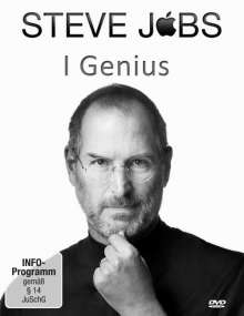 Steve Jobs - I Genius, DVD