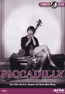 Piccadilly, DVD
