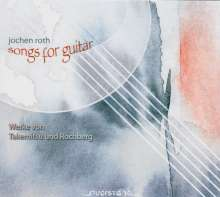Jochen Roth - Songs for Guitar, CD