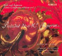 Louis Couperin (1626-1661): Louis Couperin Edition Vol.1, SACD