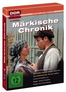 Märkische Chronik Staffel 1, 4 DVDs