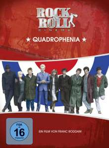 Quadrophenia (Rock & Roll Cinema), DVD