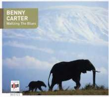 Benny Carter  (1907-2003): Waltzing The Blues, CD