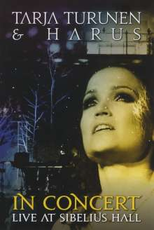 Tarja Turunen & Harus: In Concert - Live At Sibelius Hall (DVD + CD), DVD