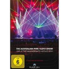 Australian Pink Floyd Show: Live At The Hammersmith Apollo 2011, 2 DVDs