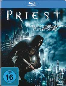 Priest (Blu-ray), Blu-ray Disc