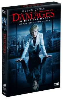 Damages Season 1, 3 DVDs