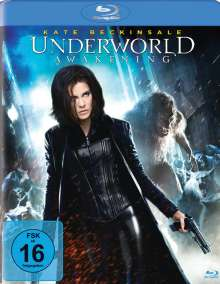 Underworld Awakening (Blu-ray), Blu-ray Disc