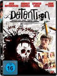 Detention (2011), DVD