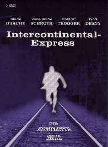 Intercontinental Express (Gesamtausgabe), 2 DVDs