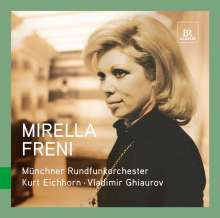 Mirella Freni - Great Singers Live, CD