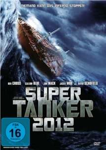 Super Tanker 2012!, DVD