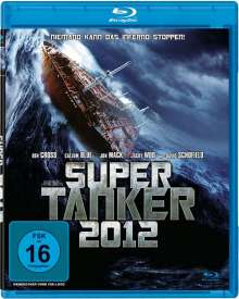 Super Tanker 2012! (Blu-ray), Blu-ray Disc