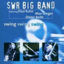 SWR Big Band: Swing Swing Swing, CD