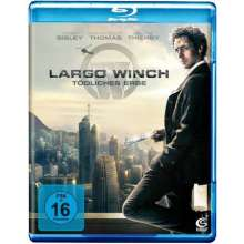 Largo Winch - Tödliches Erbe (Blu-ray), Blu-ray Disc