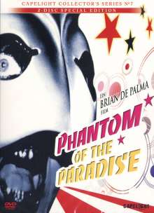 Phantom Of The Paradise (Special Edition), 2 DVDs