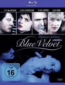 Blue Velvet (Blu-ray), Blu-ray Disc