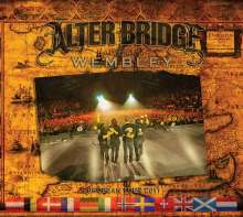 Alter Bridge: Live At Wembley: European Tour 2011 (CD + Blu-ray), CD