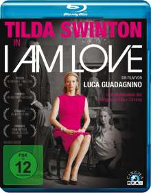 I Am Love (Blu-ray), Blu-ray Disc
